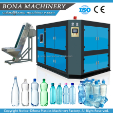 China 6 cavity small plastic bottle blow molding machine price