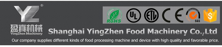 Commercial Finger Spring Roll Production Line