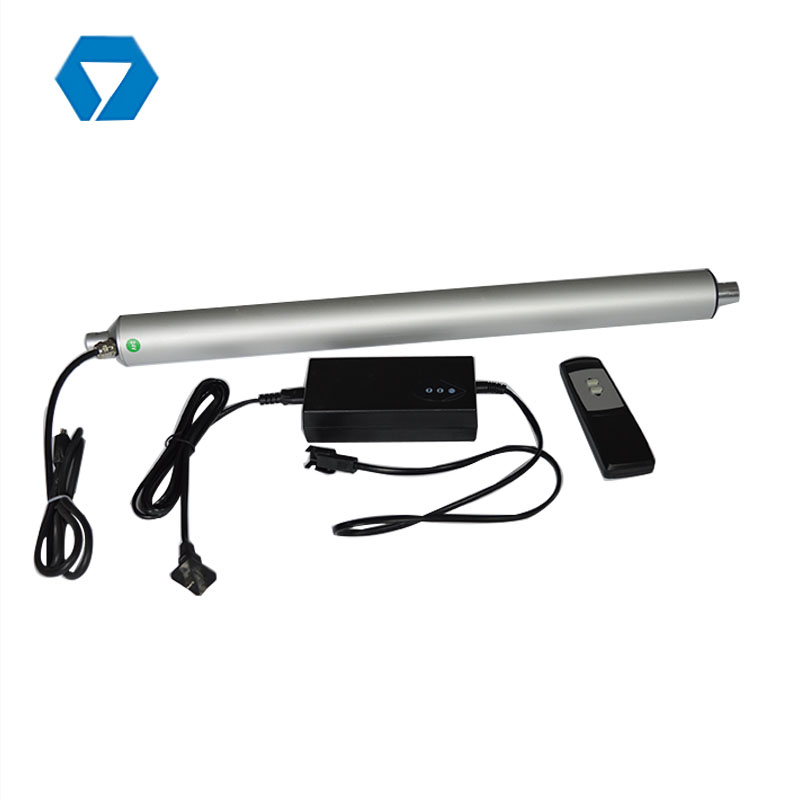 4 Inch Stroke Linear Actuator 12 Volt 330 Pounds Lbs Maximum Lift with Wireless Remote Control Kit
