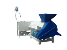Plastic friction washer industrial washing machine washing line