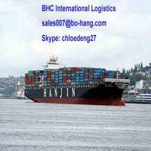 sea freight to europe main ports by professional shipment from china - Skype:chloedeng27