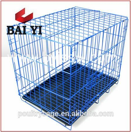 Trade Assurance Cheap Wire Folding Pet Crate Dog Cage