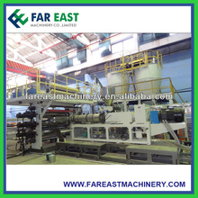 PVC Wall Waterproof Sheet/Roll Extruder Line Machine