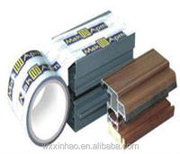 Scratch protection pe film for aluminum extrusive profile
