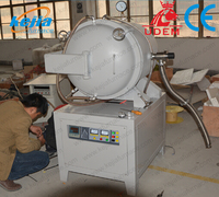 stainless steel heat treatment vacuum furnace for vacuum brazing nonferrous metals