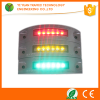 High quality reflective semicircle solar road stud off road of Chinese supplier