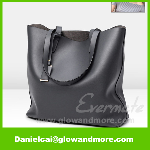 New style Hot selling fashion OEM pu tote bag