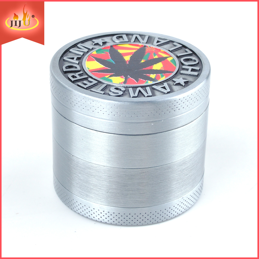 JIJU JL-379JA Diameter 40MM Mini Size Spice Herb Grinder On Sale