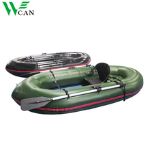 Hot Sale PVC Inflatable Kayaks And Canoes Inflatable Finshing Kayak Boat