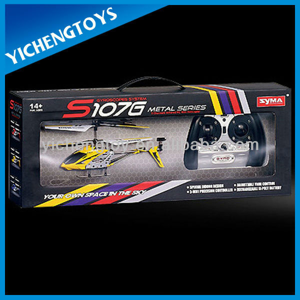 original syma s107g rc helicopter toys helicopter