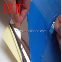 high quality double sides /single side heat- sealable alum foil mylar tape aluminum plastic film AL PET AL/PET