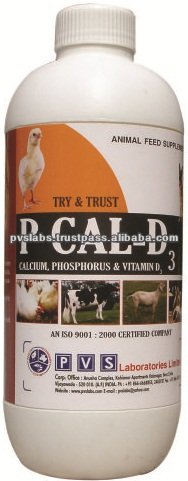 Vitamin D3 and calcium for poultry(Egg shell improver)