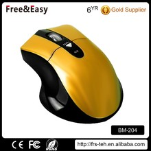 Portable wireless optical PC computer bluetooth mouse
