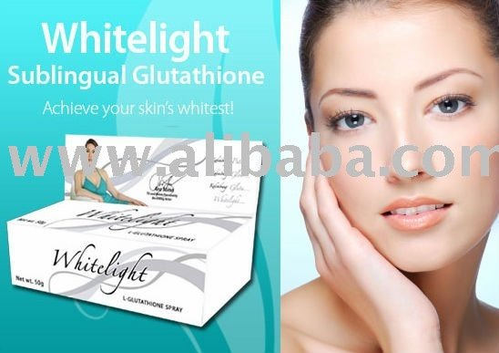 whitelight glutathione sublingual spray ( Be a member on time and get $34usd only per bottle