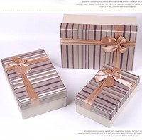 Customized craft paper box, paper box for gift packing