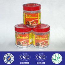 halal bottle package beef bouillon cube