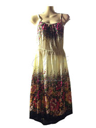 WHOLESALE WOMEN SUMMERFLORAl BEACH SUN DRESS