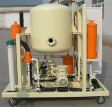 ZKTA Multifunctional Vacuum Dewatering Oil Filtering Machine