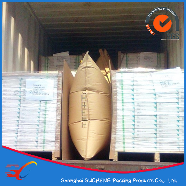High Quality Best-Selling Dunnage Air Bag with Fast Flow Valve