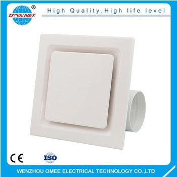 low noise high quality exhaust fan ventilator