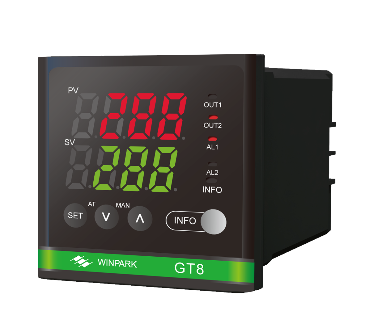 plastic injection temperature controller Winpark GT8 java games touch screen 3.5