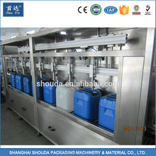 Automatic 4 Heads cooking oil Filling Machine Price