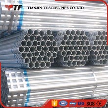 Alibaba best sellers Low cost galvanized steel tube internal thread