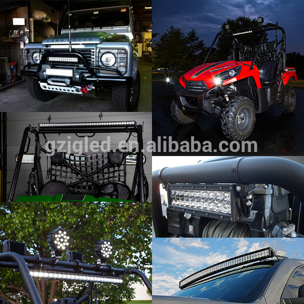 4x4 led work lights for heavy duty,trucks,auto parts 9-64v 30w led work light lamp 4d reflector led working light