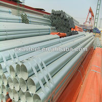 Pre Galvanized Steel Tube Minerals Metallurgy