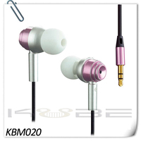 2015 Professional manufacturer OEM stereo earphone for all smartphone