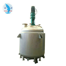 1000L stirred tank reactor, agitated reaction kettle, chemical mixing reaction vessel