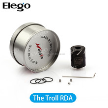 Original Wotofo The Troll RDA Huge Vapor Rebuildable Dripping Atomizer Wholesale