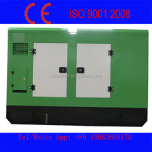 Power Synchronous 8-1000kw soundproof biogas generator