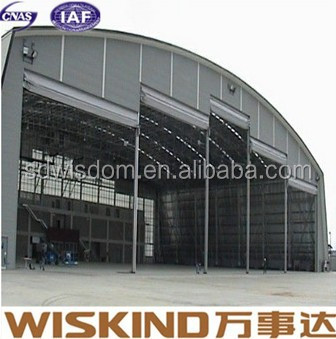 Cheap prefabricated steel structure buildings