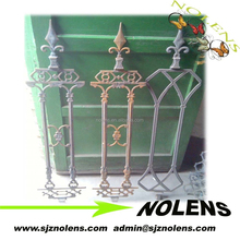 Antique Cast Iron Ornamental Iron Fence Panels Manufacturer