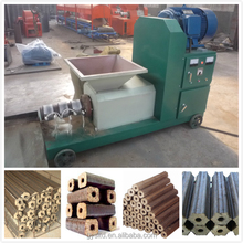 China cheap price sawdust briquette making recycling machine