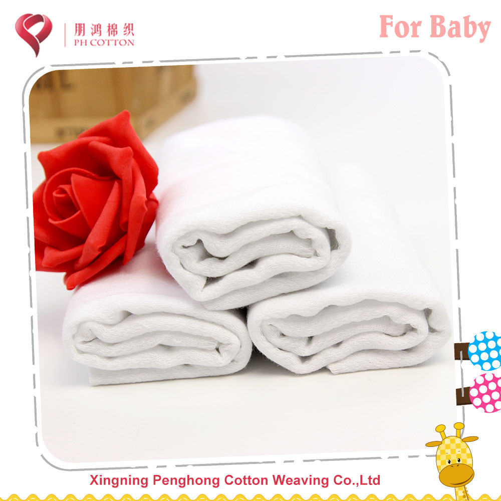 Reusable type light and soft material baby muslin blanket