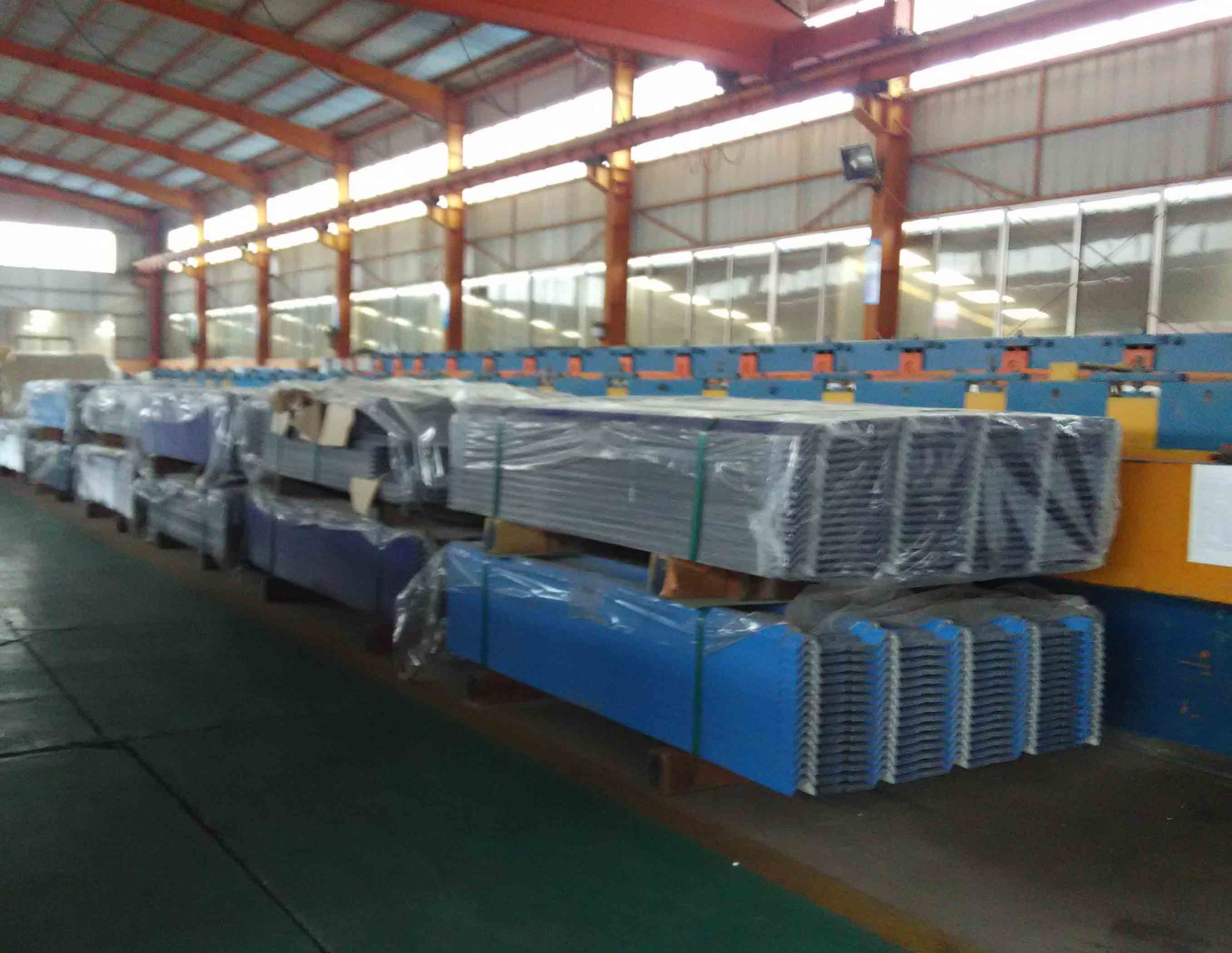 Packaging-Corrugated Steel Sheet