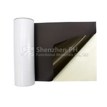 Ultra thin flexible magnetic conductivity 15 NFC magnetic sheet Material factory