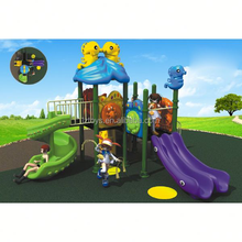 swing outdoor playground, LZ-H2383 plastic outdoor playground equipment south africa