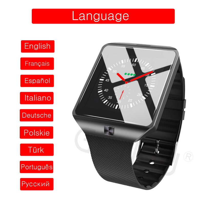Christmas Gift  New Smart Watch With Touch Screen SIM card android smart watch 2019 For  Iphone XS / XS Max