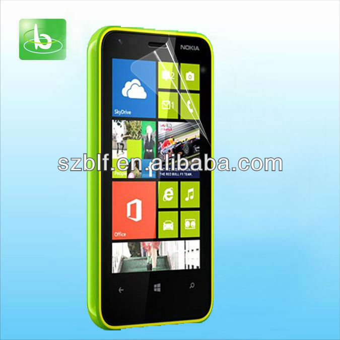New arrival for Nokia screen guard pet film, for Nokia bubble free real screen guard