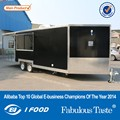 2015newfood cart price stainless steel food carts refrigerated food carts