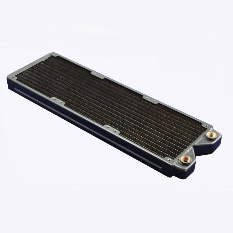 Best Quality Copper Radiator for computer 27mm thickness 120&240&360mm length