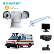 CCTV Security System Ideal for on-demand public safety, emergency management, or remote video monitoring