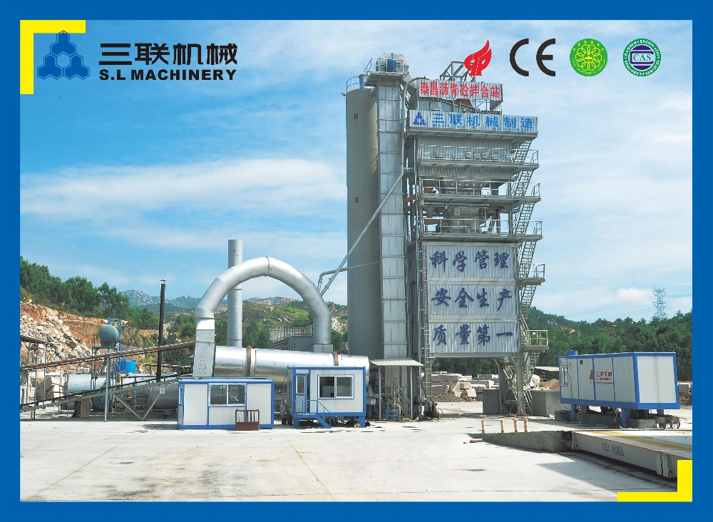 Asphalt Mixing Plant Series Asphalt hot mix Asphalt mixing plant bitumen machinery