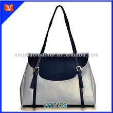 2014 Newest fashion bags ladies handbags branded name high quality cowhide leather handbag elegant wholesale leather tote bag