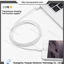 New style low profile usb to micro usb cable for iphone 6