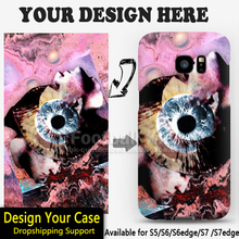 for samsung s8 pc case , for samsung s8 plus pc sublimation case in your design logo