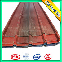Spanish Royal-1050 Color Fast & Energy Saving Asa Synthetic Resin Roof Tiles
